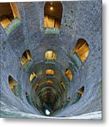 Europe Italy Umbria Orvieto St Metal Print by Rob Tilley