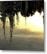 Evening On The Water  Metal Print