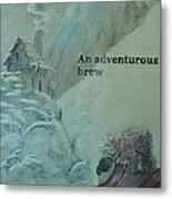 Everest Tea House Metal Print