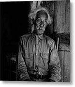 Ex-slave Bob Lemmons Was Born Metal Print