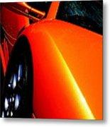 Exotic Lamborghini Metal Print