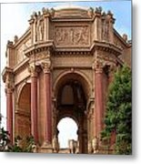 Exploratorium San Francisco Metal Print