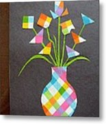 Express It Creatively Metal Print