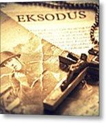 Exsodus Metal Print