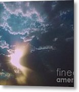 Eye Of The Storm 2 Metal Print