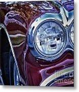 Eyes Or Headlights Metal Print