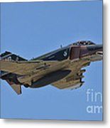 F-4 Phantom II Metal Print