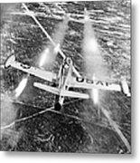 F-84 Thunderjet, 1949 Metal Print
