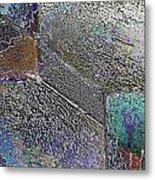 Facade 11 Metal Print