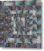 Facade 13 Metal Print