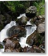 Facinating Falls Metal Print