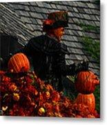 Fall Celebration Metal Print