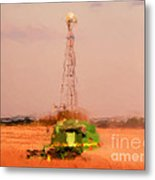 Fall Harvest Time Metal Print