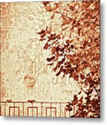 Fall II Metal Print