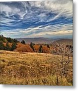 Fall On Whitetop Mountain Metal Print