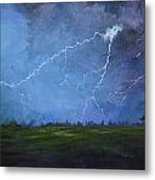 Fall Storm Metal Print