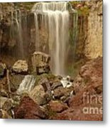 Falling Into The Canyon Metal Print