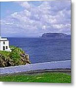 Fanad Head Lighthouse, Co Donegal Metal Print