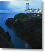 Fanad Head Lighthouse, County Donegal Metal Print