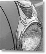 Fancy Headlight Metal Print