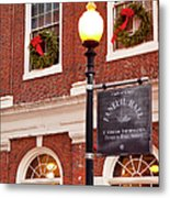 Faneuil Hall Metal Print
