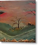 Far Far Away  Metal Print by Shadrach Ensor