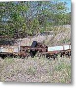 Farm Equipment  Metal Print