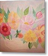 Favorite Flowers Metal Print by Alanna Hug-McAnnally