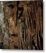 Featured Grotte De Magdaleine In South France Region Ardeche Metal Print