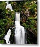 Feldberg Waterfall Metal Print