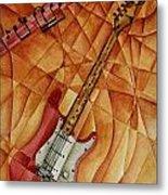 Fender Metal Print