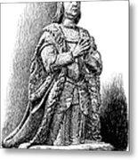 Ferdinand V Of Castile (1452-1516) Metal Print by Granger