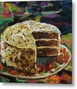 Festive-from The Sweets Line Metal Print
