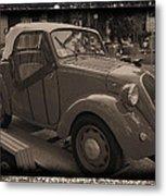 Fiat Dream Car Metal Print