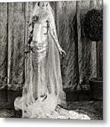Film: Fair Lady, 1922 Metal Print