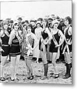 Film Still: Beauty Pageant Metal Print