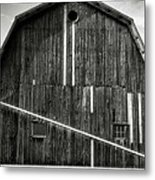 Finger Lakes Barn II Metal Print
