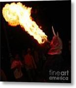 Fire Axe 2 Metal Print