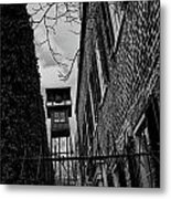 Fire Tower Metal Print