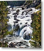 Firehole River IIi Metal Print