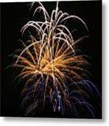 Fireworks 6 Metal Print