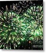 Fireworks Number 4 Metal Print