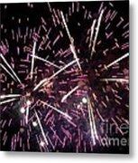 Fireworks Number 5 Metal Print