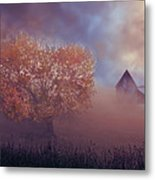 First Day Of Fall  Metal Print