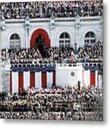 First Inauguration Of Bill Clinton Metal Print