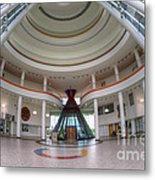 First Nations University Of Canada Regina Campus Metal Print