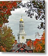 First Parish Church Metal Print