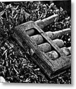 First World War Bullets Metal Print