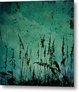 Five Crows Metal Print
