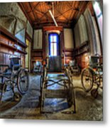 Five Go Mad For Wheels Metal Print